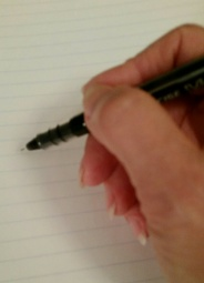 My Hand Writing